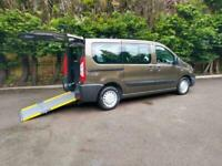 2014 Peugeot Expert Tepee 2.0HDi 98 L1 Wheelchair Accessible Vehicle.