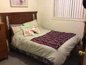 Double Bed and 2 Dressers