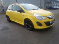 2012 '62' VAUXHALL CORSA 1.2 VVT LIMITED EDITION - TWO LADY OWNERS LAST 5 YEARS