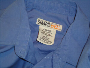 Boys Size 4 Blue Dress Shirt Kingston Kingston Area image 3