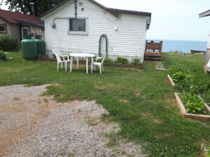 Lakefront Cottage for short term renting