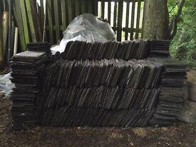 Welsh slate reclaimed