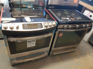 Brand Name Stoves – Liquidation Priced