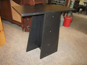Black TV Stand For Sale