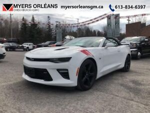 2018 Chevrolet Camaro SS  GM EXECUTIVE DEMO - 2018 CLEARANCE