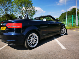 Audi a3 diesel. Convertible