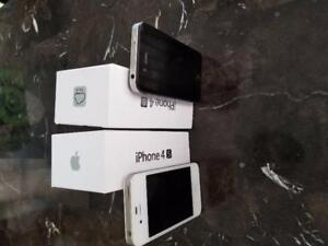 iPhone 4s 16GB **UNLOCKED Freedom/Roger/Chatr/Fido/Telus/Virgin/Bell/Koodo NEW CONDITION 90 DAY WARRANTY INCLUDED
