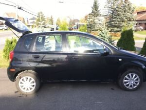 Suzuki Swift 2007 en très bonne condition !!