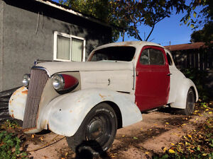 1937 Chevy Coupe (Project)