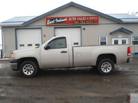 2007 GMC Sierra 1500 WT Long box