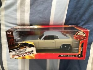 1970 Chevy Monte Carlo Die Cast Fast & the Furious Series 1 Rare