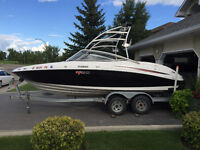 2007 Yamaha AR210 JET BOAT w/ Wake Tower - LOADED - MUST SEE