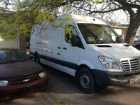 2008 Sprinter 2500 high roof, extended