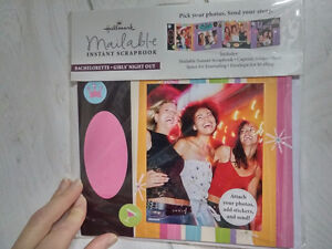 New Mailable Instant Bachelerotte/Girls Night put Scrapbook
