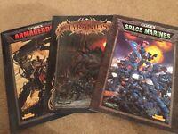 Warhammer 40,000 codex's