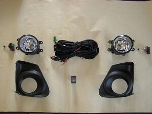 NEUF Kit Fog Lamp Complet Toyota Corolla 2011 2012 2013 Foglamp