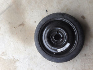 honda civic spare tire form a 96 coupe
