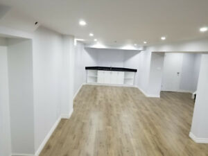 Beautiful One Bedroom Basement for Rent $1550 In Whitby