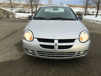**2004 Dodge Neon SX 2.0 SPORT SUNROOF 2 SETS OF TIRES LOW KM**