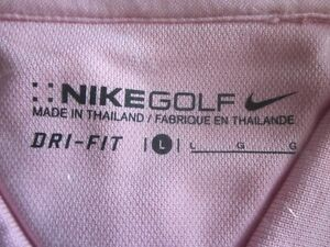 NEW Nike Golf Dri-Fit - Sport Shirt UV Protective LARGE & MEDIUM Cambridge Kitchener Area image 9