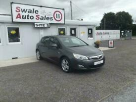 2010 VAUXHALL ASTRA EXCLUSIV 1.4L 82,000 MILES - LOW ROAD TAX - IDEAL 1ST CAR