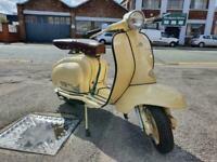 1960 Lambretta TV175 - Excellent Condition - Rare and Appreciating