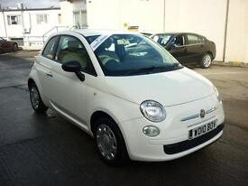 2010 Fiat 500 1.2 POP Finance AVailable