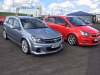 Vauxhall Astra estate Sri, VXR 2.0L turbo 300BHP