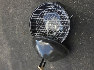 Small round 14 inch(About),brand new charcoal BBQ