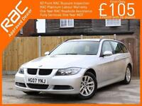 2007 BMW 3 Series 320d SE Turbo Diesel 6 Speed Touring Estate Climate Control Pa