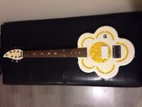 Daisy rock guitar