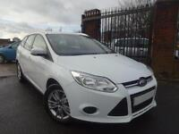 2013 Ford Focus 1.6 TDCi Edge 5dr 1 OWNER EX POLICE FSH GOOD COND
