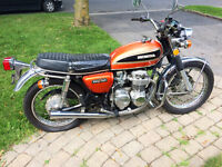 1974 Honda CB 550 Four **originale**