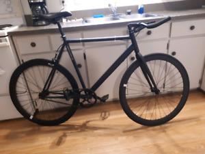 Fixie bike