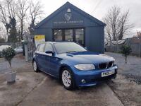 BMW 1 SERIES 120i SE (blue) 2006