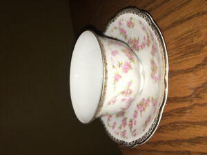 "Original ""Bridal Rose"" Bone China"