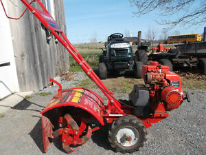 "Troy Bilt ""Tuffy"" 16"" Rear Tine Tiller"