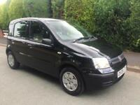 Fiat Panda 1.3 Diesel 5 Door Black 83k FSH 2 Keys £30 Tax Long MoT