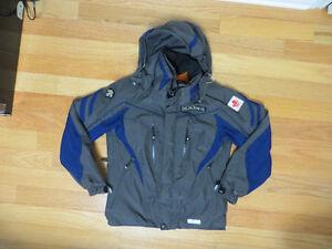 Descente Mens Small ski snowboard jacket