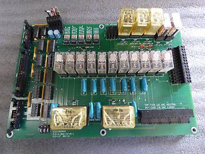 Electrovert 6-1860-117-01-1 Ecc-117 Rev 01 Omniflo Output Interface Board