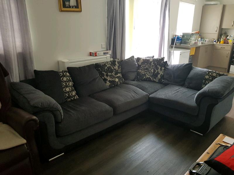Corner sofa bed for swap only   in Muirhouse, Edinburgh ...
