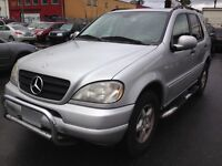 2001 Mercedes-Benz ML320 Vancouver Greater Vancouver Area Preview