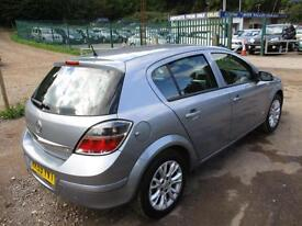 2009 VAUXHALL ASTRA ACTIVE PLUS * ONLY 50875 MILES FROM NEW * HATCHBACK PETROL