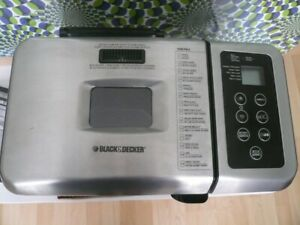 Machine à pain Black&Decker