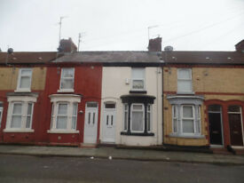 2 Bed house to let on Strathcona Street Liverpool L15