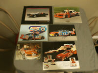 POST CARDS and Pictures of Nascars