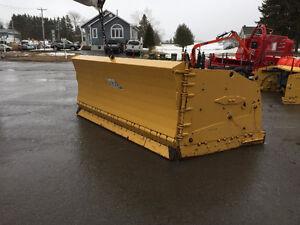 Maxxpro 10-20 Metal Pless snow plow