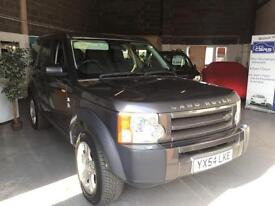 2005 54 LandRover Discovery TDV6 S 7 Seater