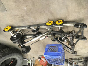 Parting out 2007 mxz1000 ski-doo & others rev sleds