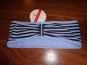 Brand new with tags - Lululemon reversible headband